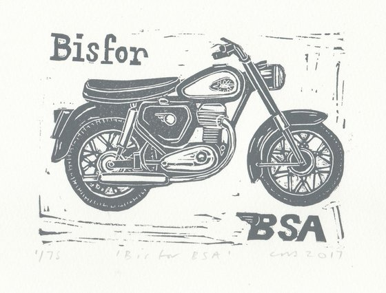 B is for BSA