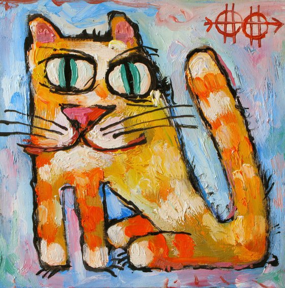 Cat stories #28