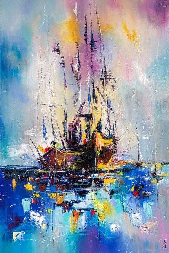 Illusive boats