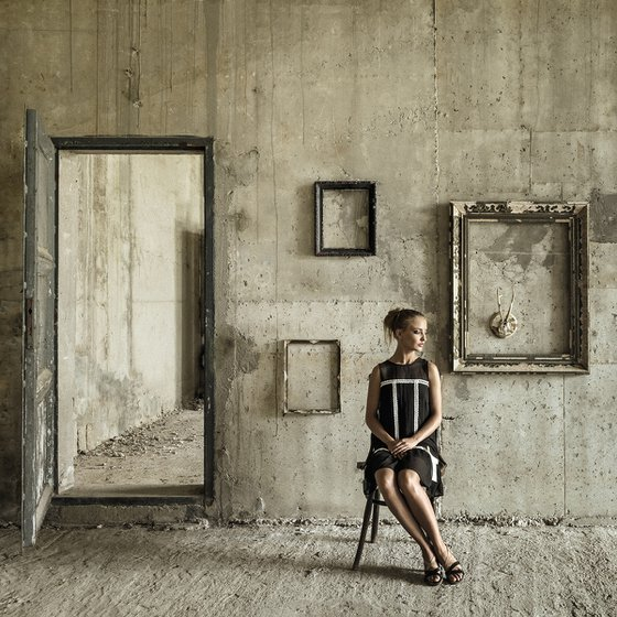 Vilhelm's rooms IV. - Limited edition 1 of 6