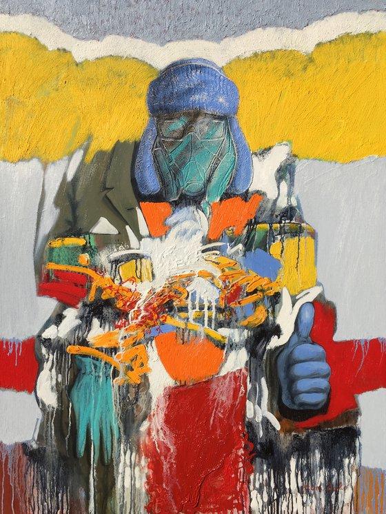 Like(100x75cm, oil painting)