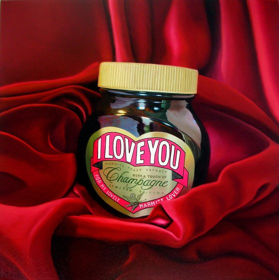 Marmite for Lovers