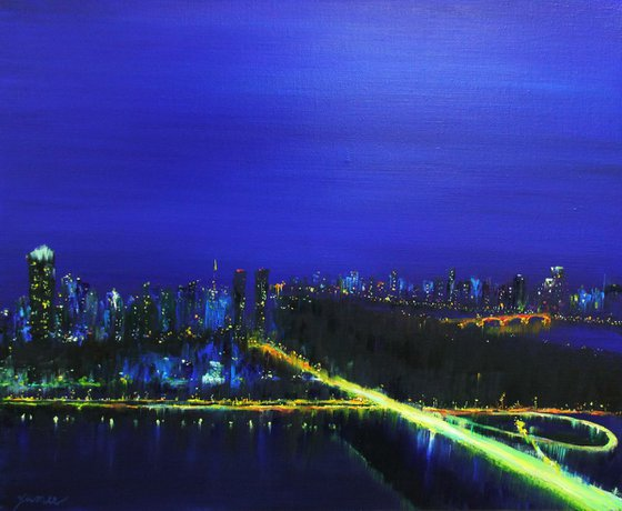 Seoul - Colored with Light 3