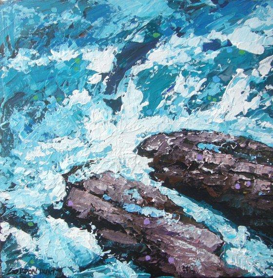 Rocks n' waves