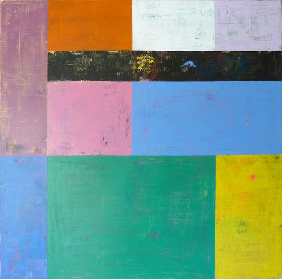 Geometric abstraction 4