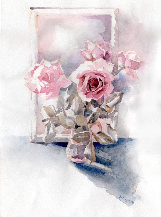 Fragrance of damascene rose, the Roses Perfume