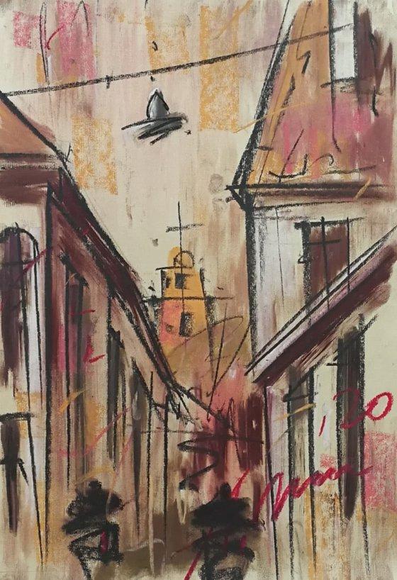 In Narrow Street