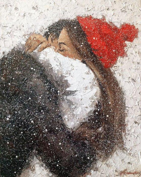 Winter cuddles