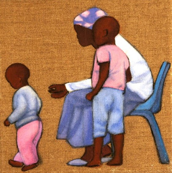 Africa Journal:  Mother and Children
