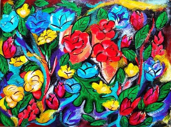 Etude in Flowers