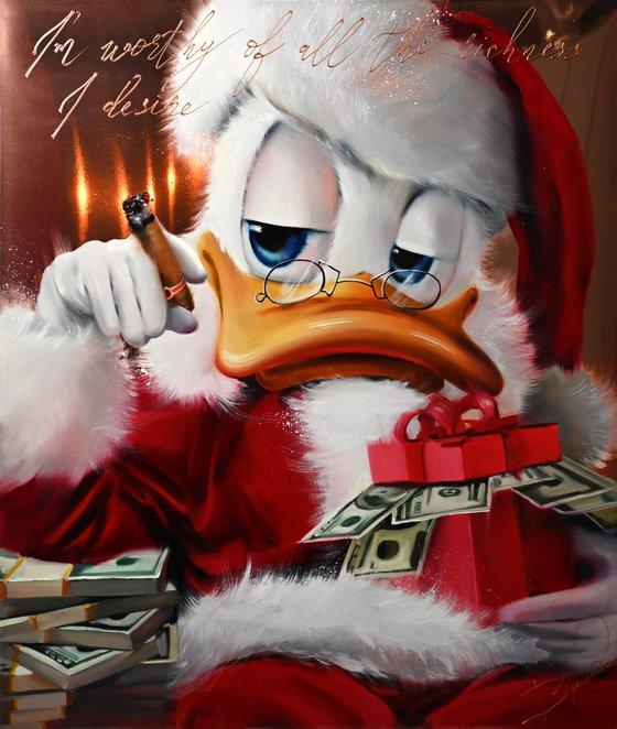 Scrooge Santa
