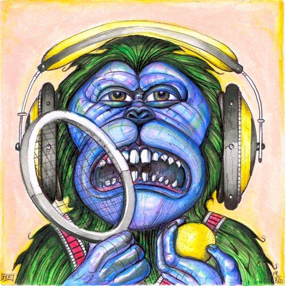 Mutant Monkey Tennis