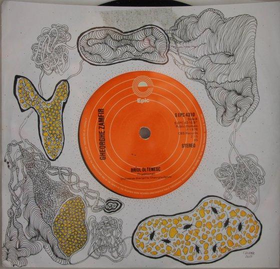 "World Music Collection (7"" vinyl series), Romania"