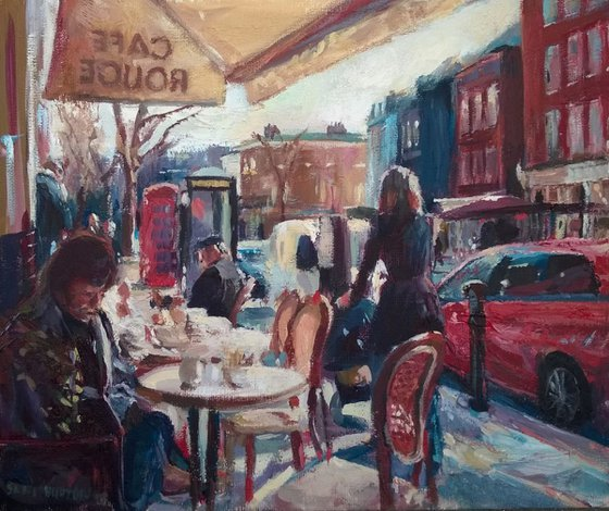 Hampstead Cafe