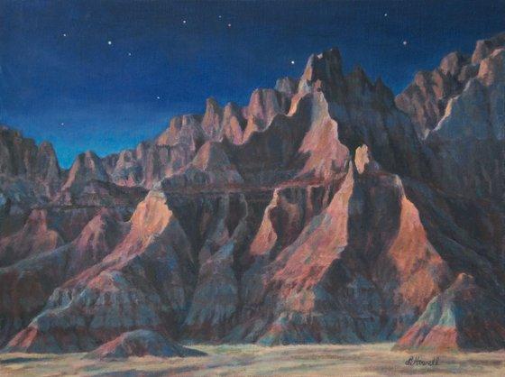 Badlands Nocturne