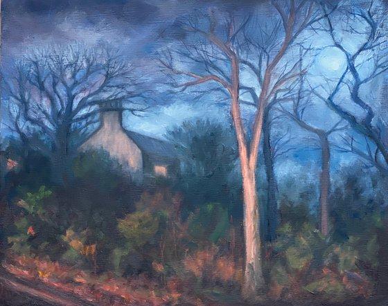 Moonlight on Page Street (II)