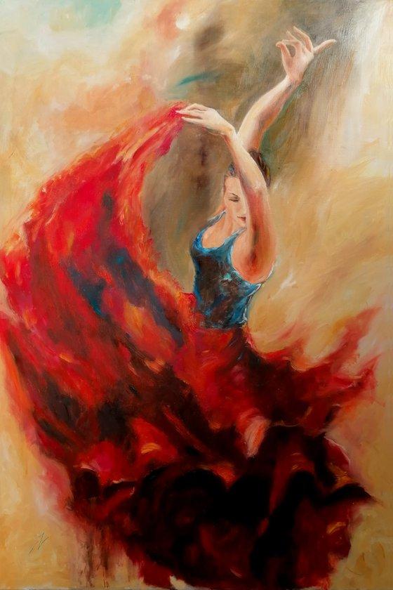 Flamenco Dancer 63