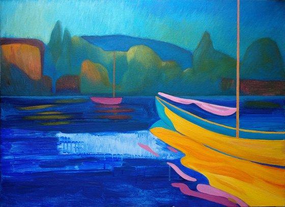 On the motive of V. Kandinsky