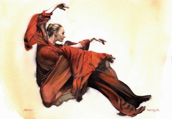 Ballet Dancer CLXXII