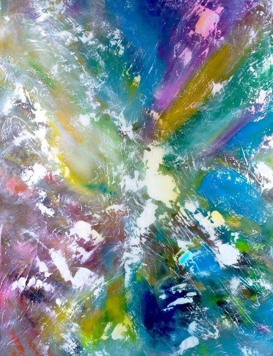 Original Painting - Transcendent