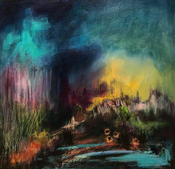 'Moody Blues' / KIM BARSKY