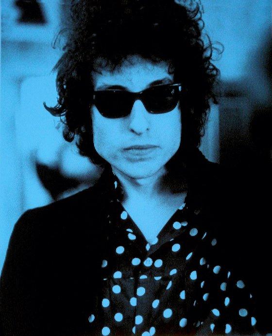 Bob Dylan-baby blue