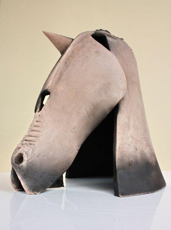 WARRIOR HORSE (Bucephalus)