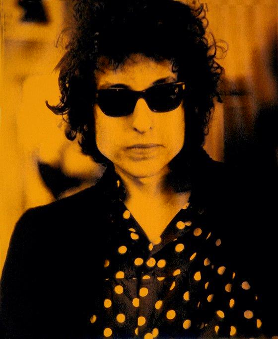 Bob Dylan-Orange