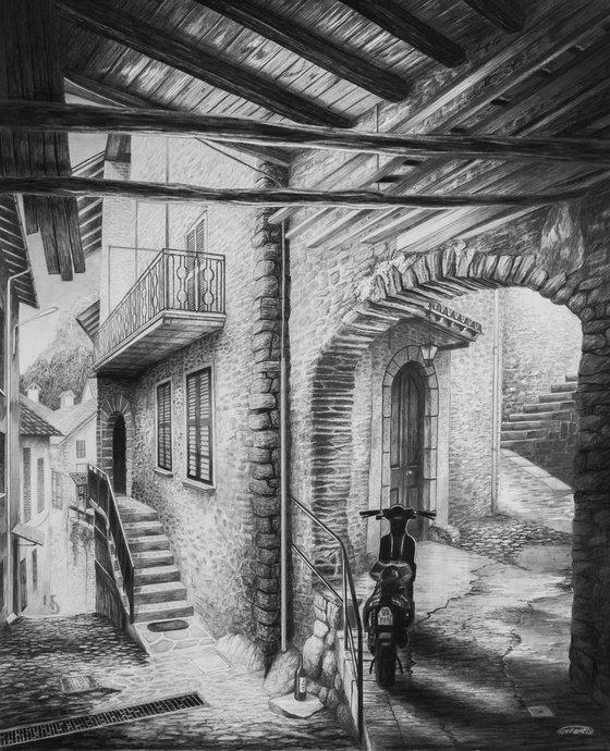 Via Borgovecchio