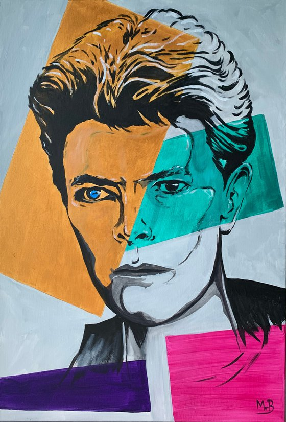 80's Bowie