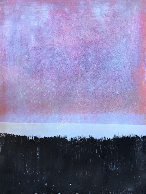Skyfall (60x80 cm)