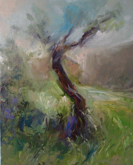 Storm (40x50cm. oil canvas)