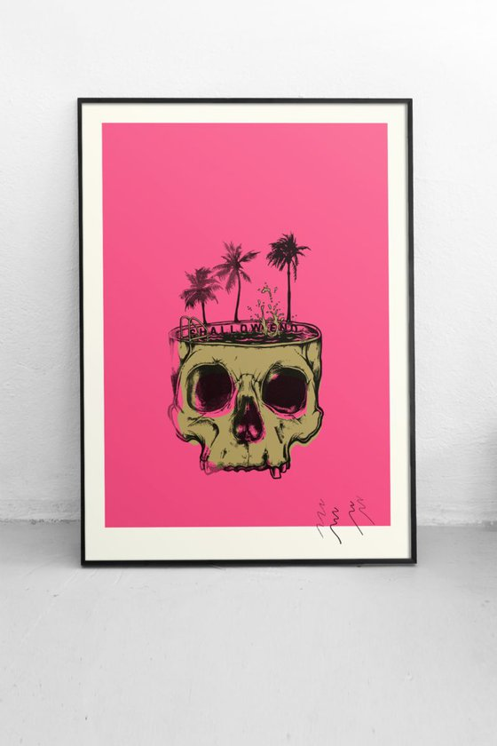 Shallow End (pink)