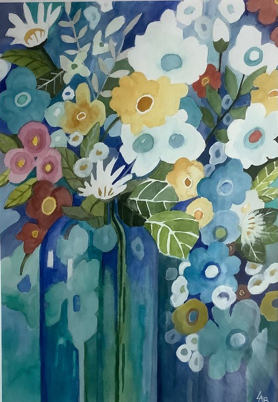 Fantasy Flowers1