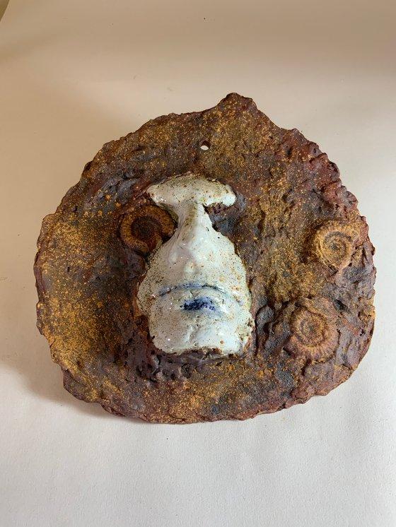 Fossilise man