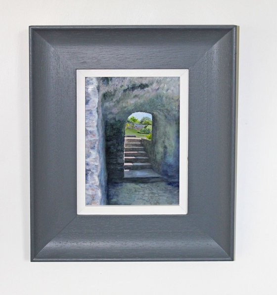 Aberglasney Arches 4
