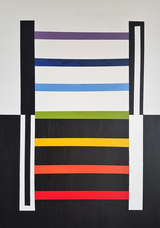Rainbow Ladder (the RULES #1)