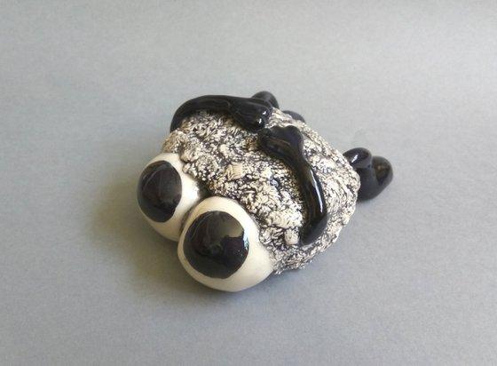 Ceramic   Small sculpture   Brownie