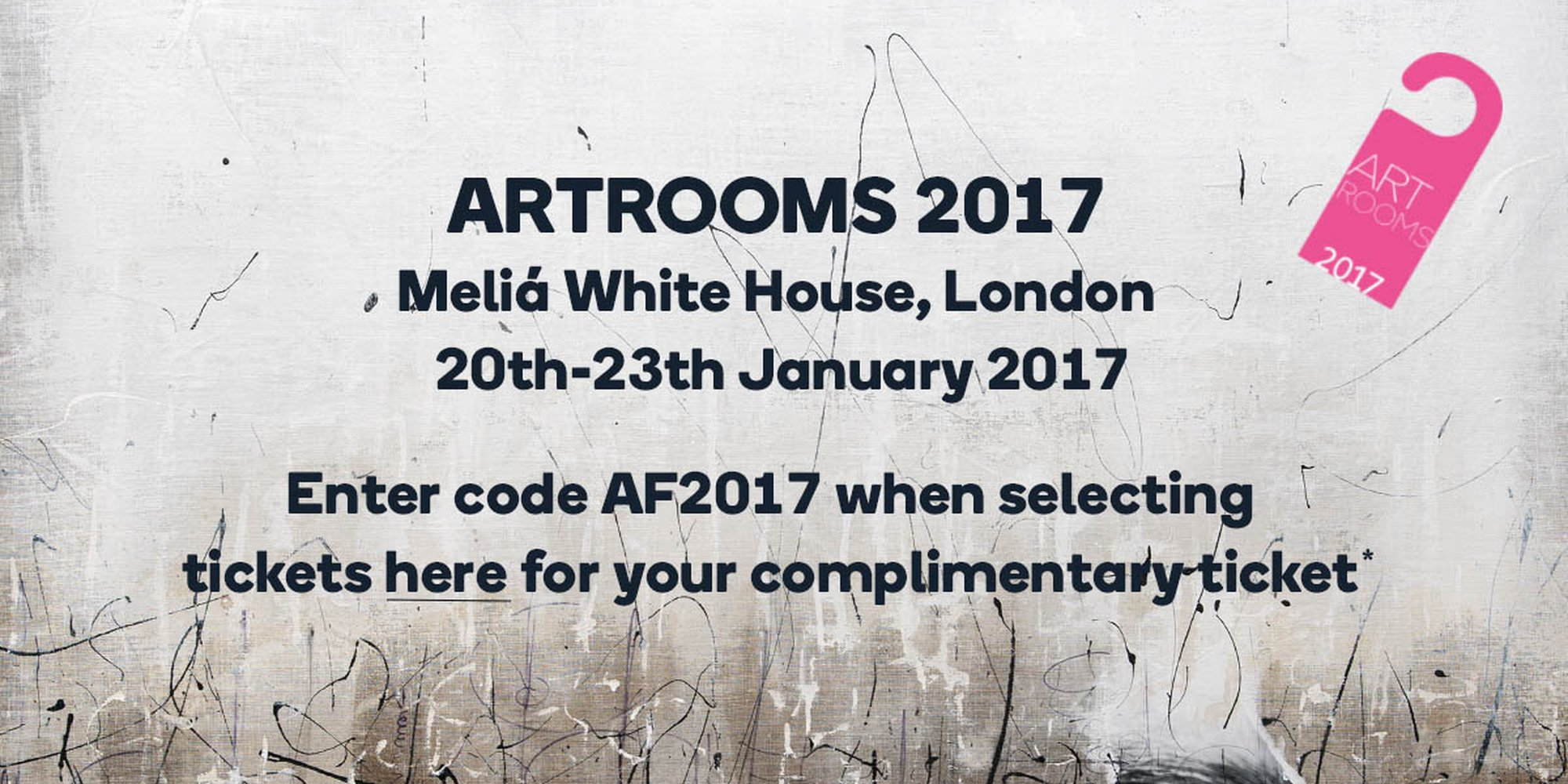 Artfinder is coming to ARTROOMS 2017