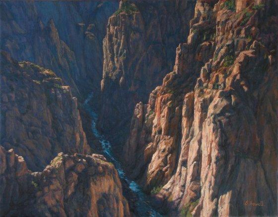 Black Canyon - Ancient Rocks