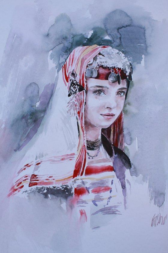 Bulgarian woman 8