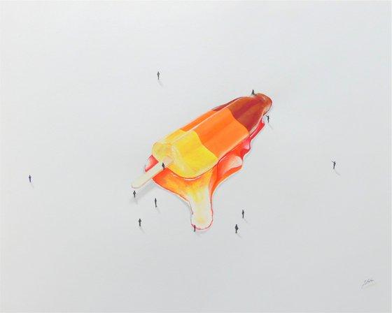 Rocket Lolly Summer!