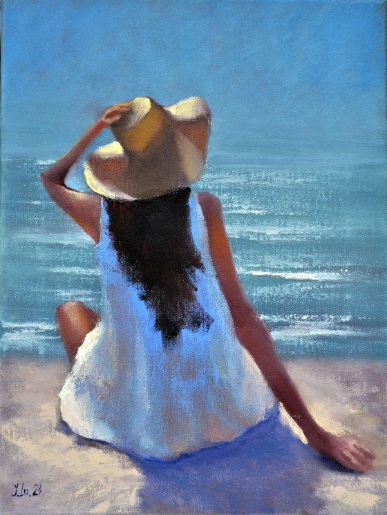Summer, sea, beach