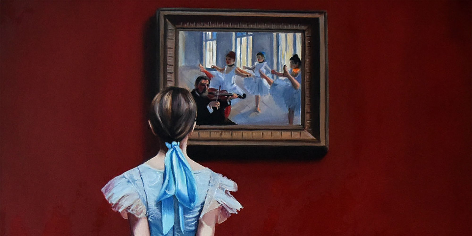 Who is Degas?