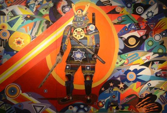 """Galaxian: The Rise Of The Solar Samurai"""