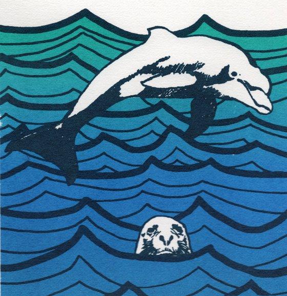 Seal Jumping 1-12