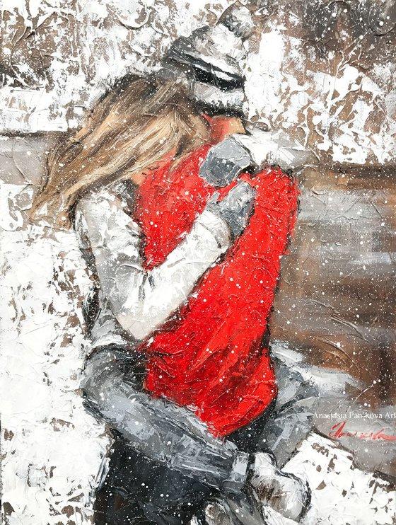Hold and hug me
