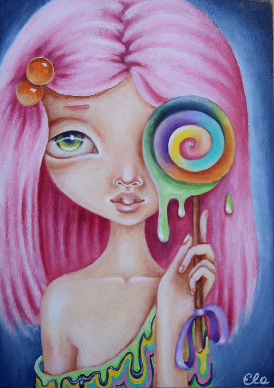 Forbidden Sweets