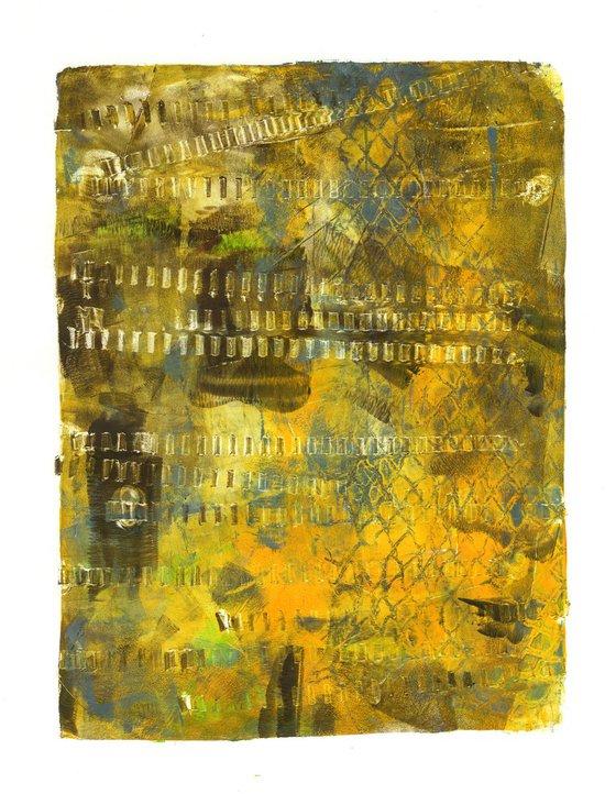 Yellow Suburb