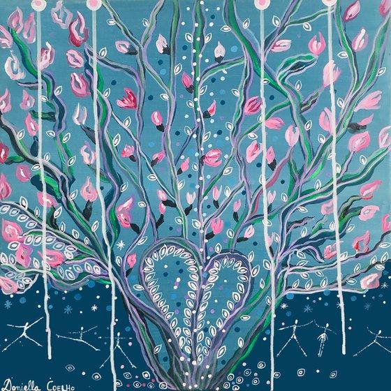 Arbre de vie Le magnolia